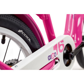 s'cool niXe 16 alloy Kids, pink